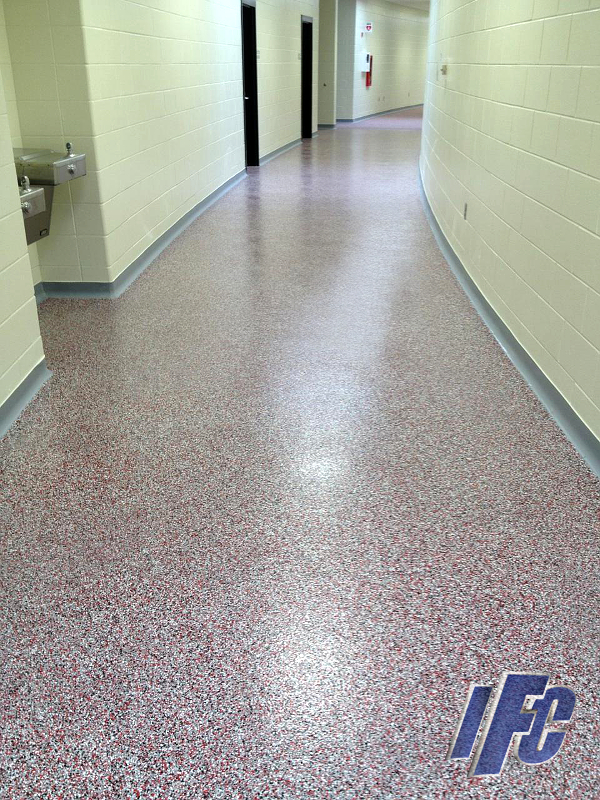 Epoxy flooring indianapolis flooring ideas and inspiration for Indianapolis painting company